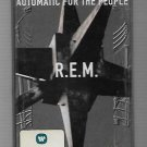 R.E.M. - AUTOMATIC FOR THE PEOPLE - THAI MUSIC CASSETTE 1992
