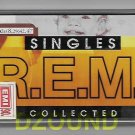 R.E.M. - SINGLES COLLECTED - MUSIC CASSETTE 1994