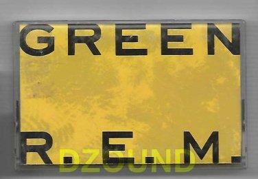 R.E.M. - GREEN - MUSIC CASSETTE