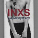 INXS - THE GREATEST HITS - THAI MUSIC CASSETTE 1994