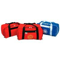 R&B Fabrications  TURN OUT GEAR BAG   RED