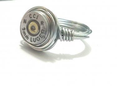 Gun primer ring