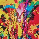 Tye dye mood enhancing print art for your wall Get three for 15.00