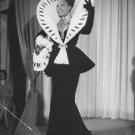 Josephine Baker dancing.  - 8x10 photo