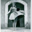 Scilla Gabel dancing. - 8x10 photo