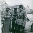 German soldiers in Norway 1940 - 8x10 photo