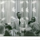 Patrice Émery Lumumba giving interview.  - 8x10 photo