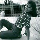 Marisa Allasio smiling.  - 8x10 photo