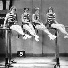 gymnasts - 8x10 photo