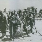 1915 The Russian Occupation of Van.Some of the volunteers soldiers with their T