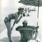 Brigitte Wentzel - 8x10 photo