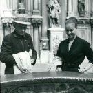 Bing Crosby and wife - 8x10 photo
