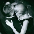 Man and woman dancing in a party. - 8x10 photo