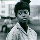 A childhood portrait of Wilma Rudolph, 1962 - 8x10 photo