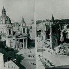 World War II. St. Alexander´s church - 8x10 photo