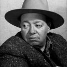 Diego Rivera posing. - 8x10 photo