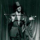Frankie Vaughan performing.  - 8x10 photo