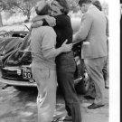 Sophia Loren hug with a man. - 8x10 photo