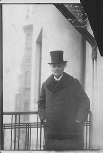 August Strindberg - 8x10 photo