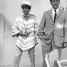 Lis Taylor and Richard Burton. - 8x10 photo