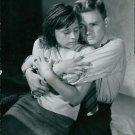 Harriet Andersson and Lars Ekborg. - 8x10 photo