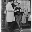 Peter Sellers with Sophia Loren.  - 8x10 photo