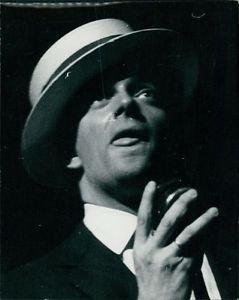 Portrait of Frankie Vaughan. - 8x10 photo