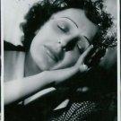Portrait of Édith Piaf - 8x10 photo
