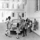 Elizabeth Taylor with family.  - 8x10 photo