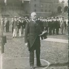 Victor Balck standing in circle.  - 8x10 photo