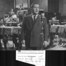 Jussi Björling performing, with orchestra. - 8x10 photo