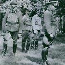 Maj. Gen. Erich Elster - 8x10 photo