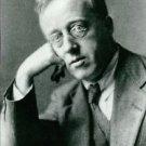 Portrait of Gustav Holst. - 8x10 photo