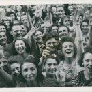 World War II. Liberation - 8x10 photo