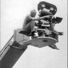 John Huston shoot movie scene. - 8x10 photo