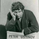 Peter Ustinov - 8x10 photo