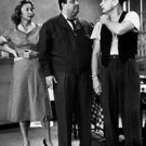 The Honeymooners starring(left to right) Audrey Meadows, Jackie Gleason and Art