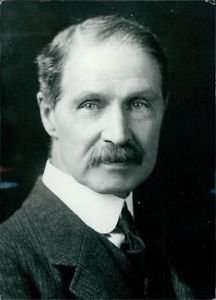 Portrait of Andrew Bonar Law. - 8x10 photo