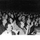 People applauding performance of Duke Ellington.  - 8x10 photo
