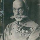 World War I. Franz Joseph I - 8x10 photo