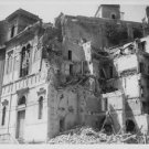 World War II. Madonna delle Catene-church in Napoli Itali. - 8x10 photo