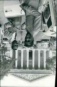Sammy Davis Jr. smiling.  - 8x10 photo