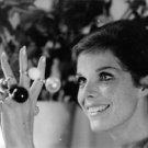 Samantha Eggar smiling. - 8x10 photo