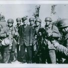 Photograph found on German Parachutists1940 - 8x10 photo