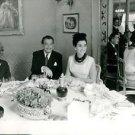 Salvador Dali with women. - 8x10 photo