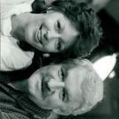 Hasse Alfredson and Lill L - 8x10 photo