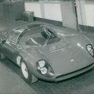 Model of a high brand car - Milano, Ferrari. - 8x10 photo