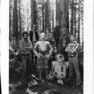 George Lucas, Richard Marquand, Harrison Ford, Carrie Fisher, Mark Hamill, Antho