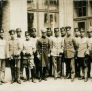 World War I. Swedish students in Berlin - 8x10 photo