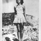 Sophia Loren standing.  - 8x10 photo